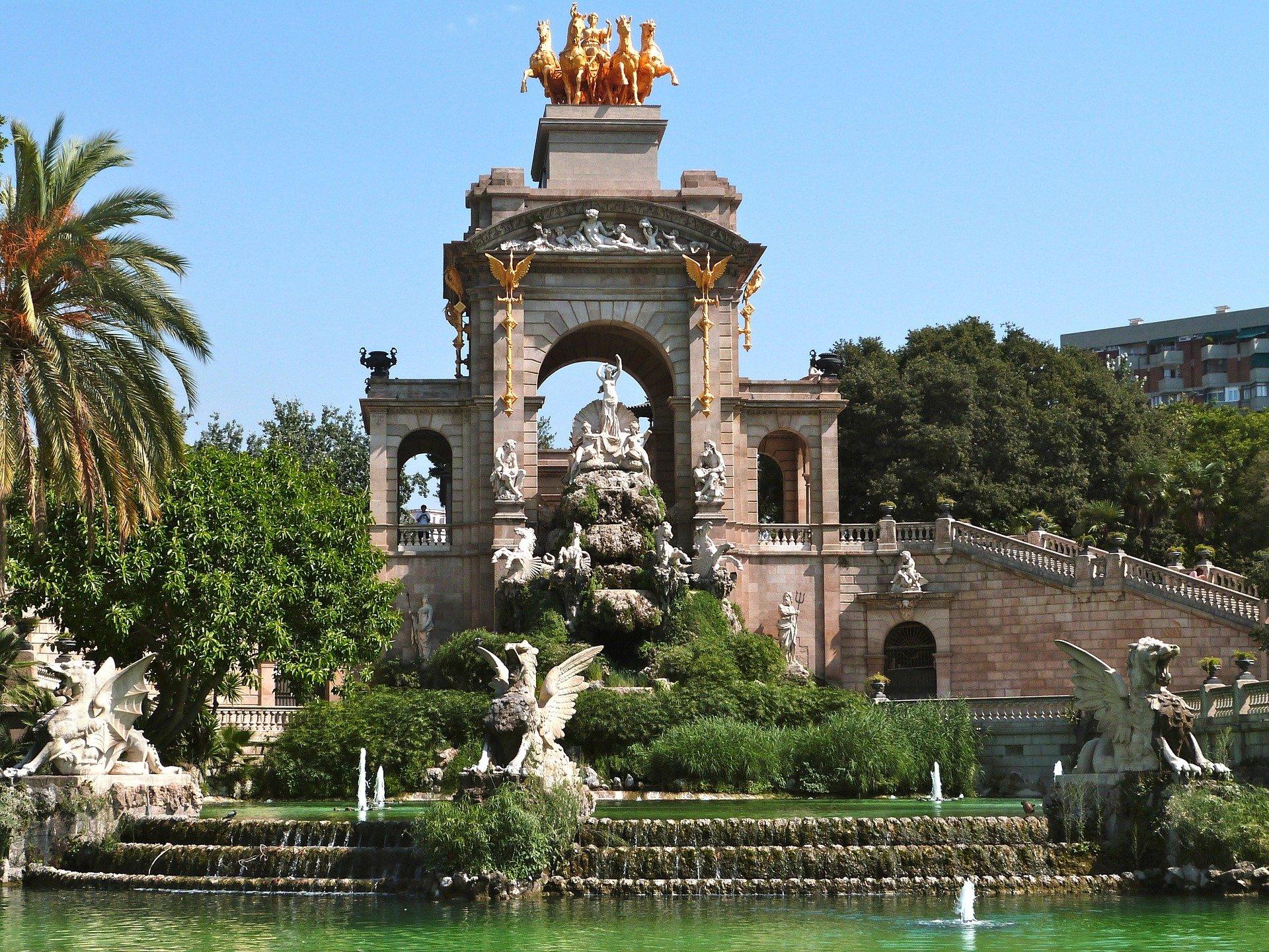 iconos de barcelona