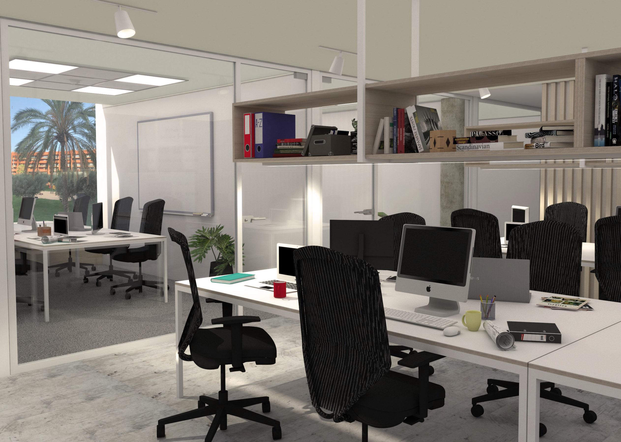 nuevas oficinas MED