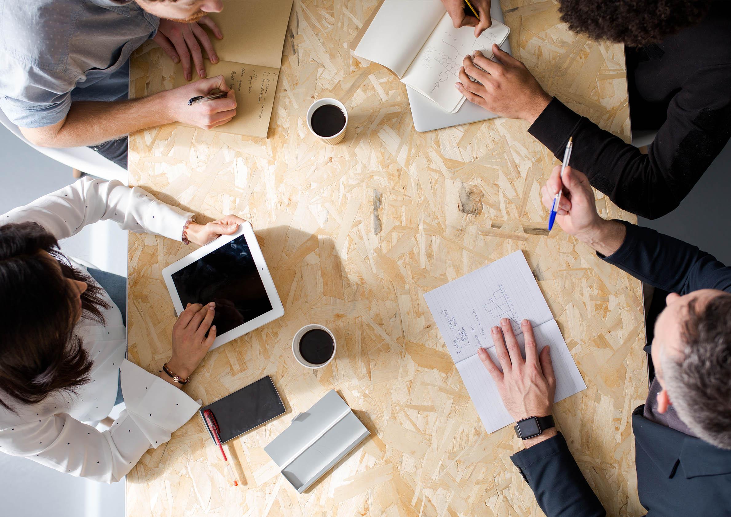 Brainstorming, el primer paso hacia el éxito
