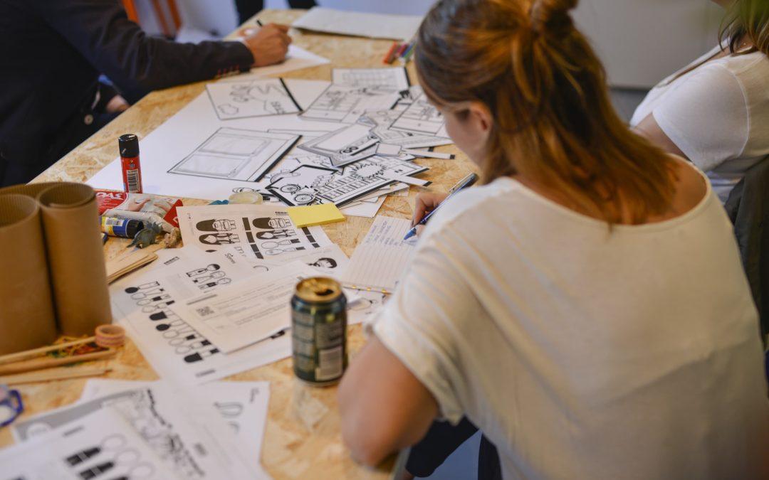 Potencia tu creatividad en un espacio de coworking