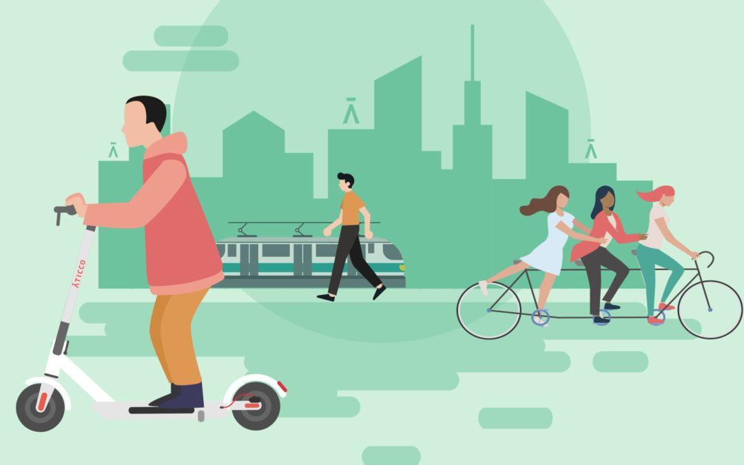 El auge de las startups de movilidad