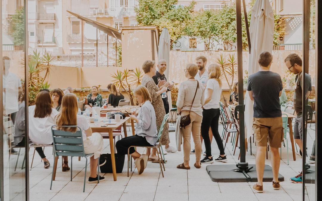 El coworking y los espacios flexibles se abren mercado frente a las oficinas tradicionales