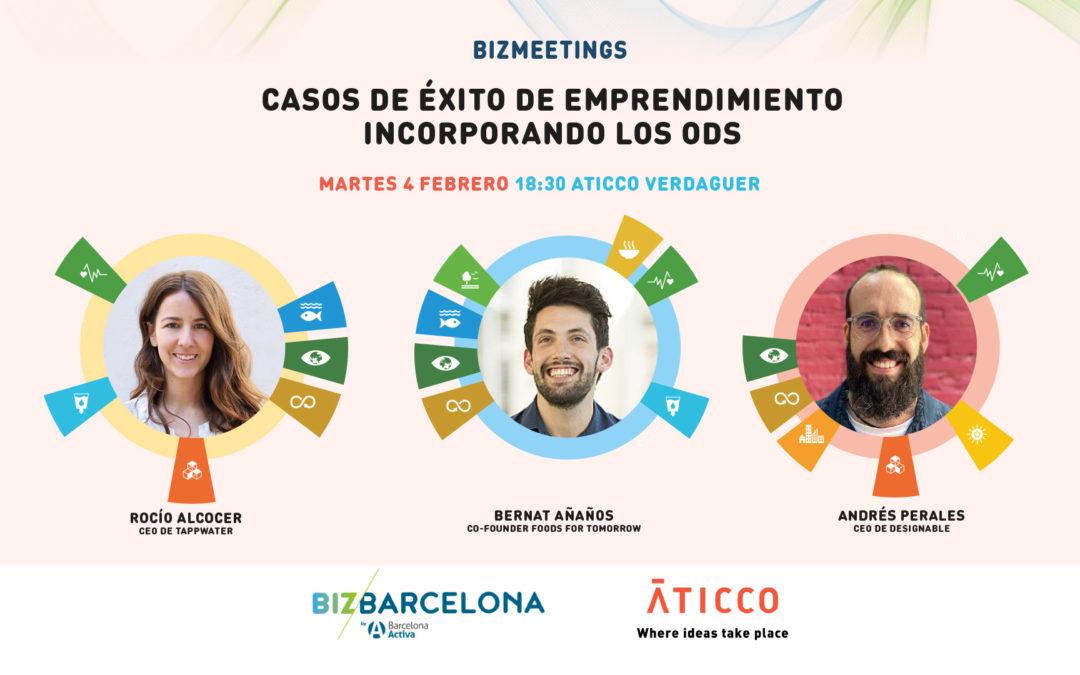 BizBarcelona y Aticco juntos para el impulso de proyectos digitales y dar espacio a las nuevas ideas tecnológicas