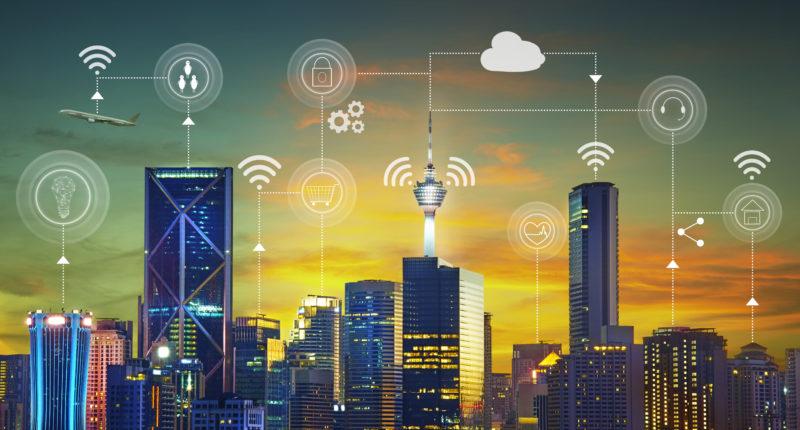 IoT, Internet of Things es el futuro de las ciudades, las inmobiliarias se preparan para la conexión de los dispositivos inteligentes y su tecnología 5G