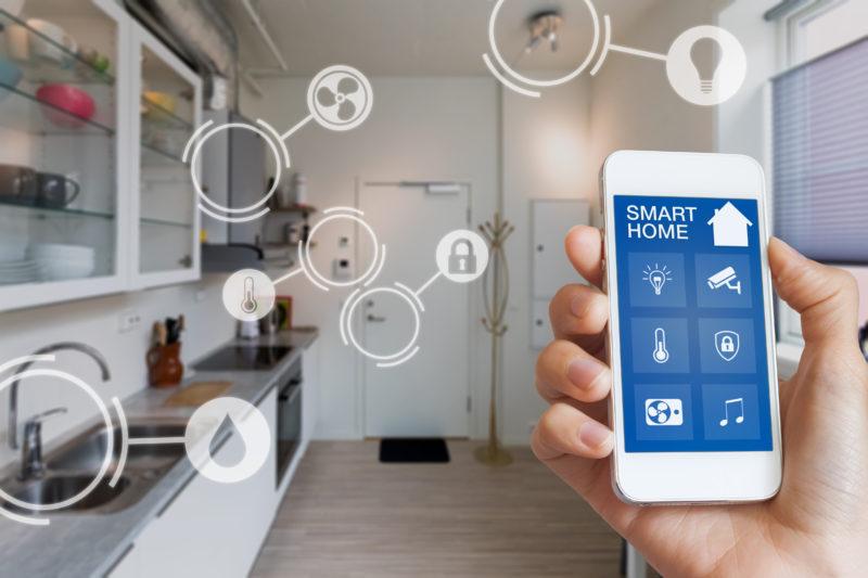 El hogar recibirá la fuerte y radical influencia del 5G, el Internet de las cosas llega para facilitar la conexión tecnológica entre dispositivos