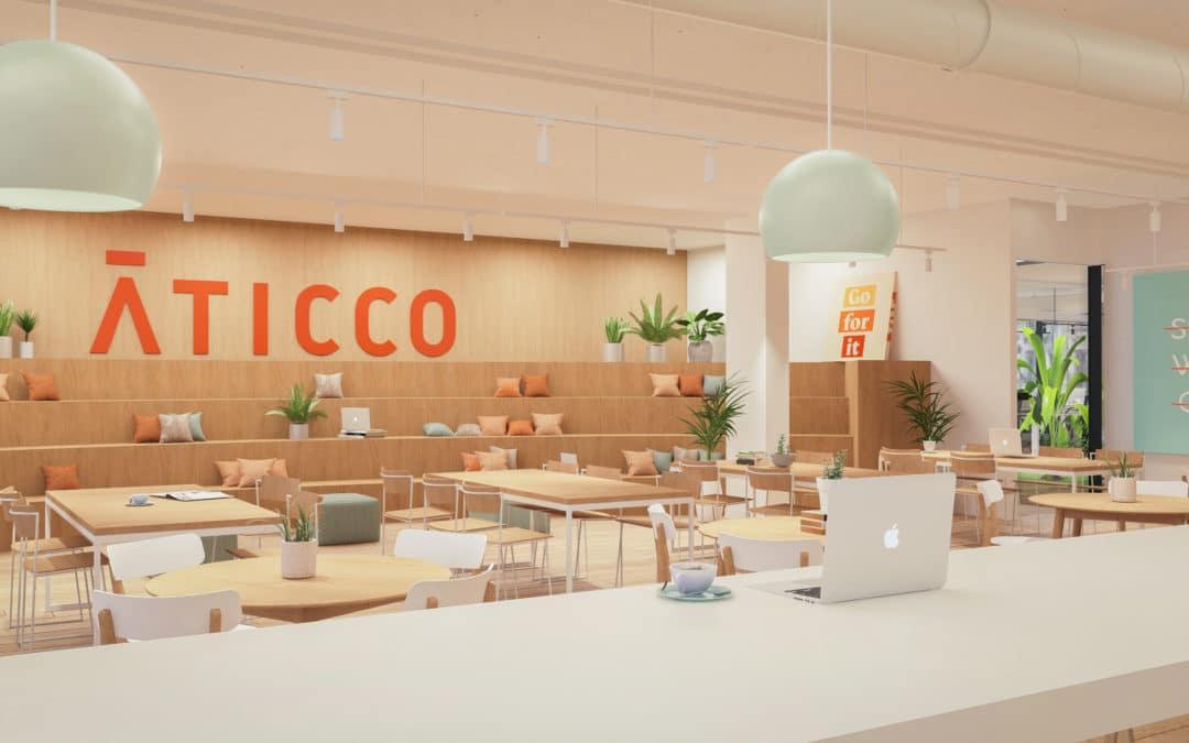 Aticco llega a Madrid en Maria de Molina 39 con 2.260 m2 tras afianzarse en Barcelona y activa su plan de expansión