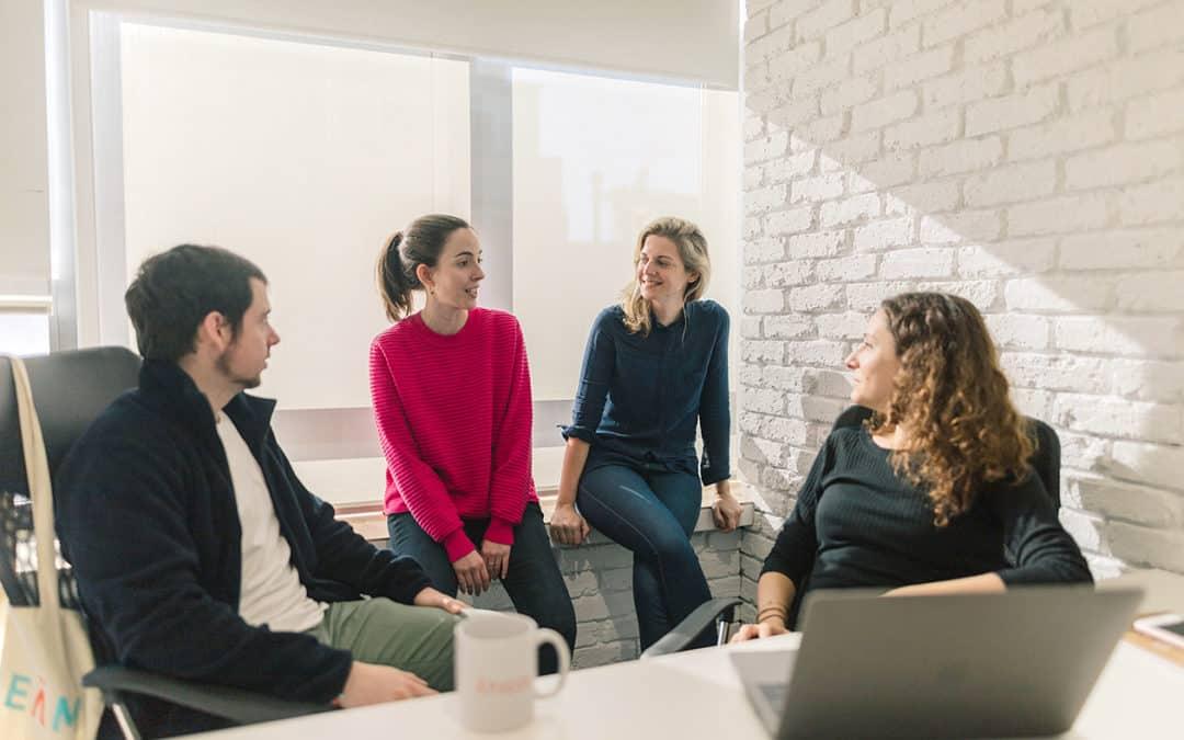 Razones de peso para escoger los espacios flexibles versus las Oficinas tradicionales