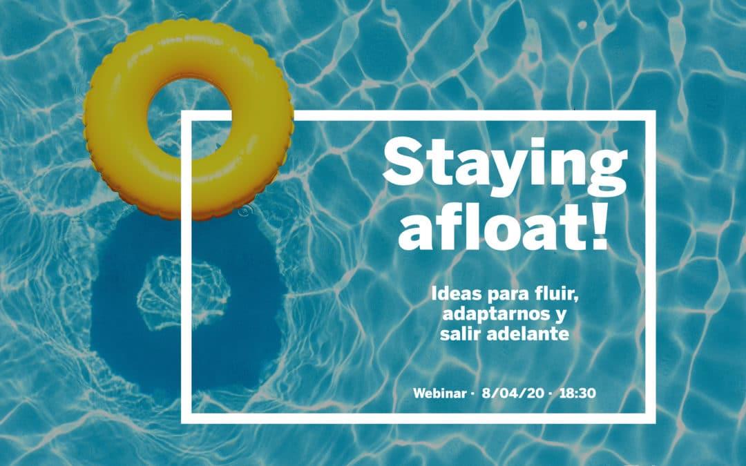 Aticco Webinars: Staying afloat! Ideas para fluir, adaptarnos y salir adelante