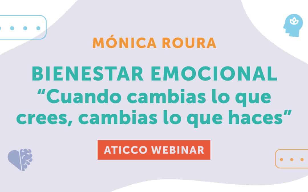 Aticco Webinars: Gestión de las emociones y cómo trabajar el autoconocimiento