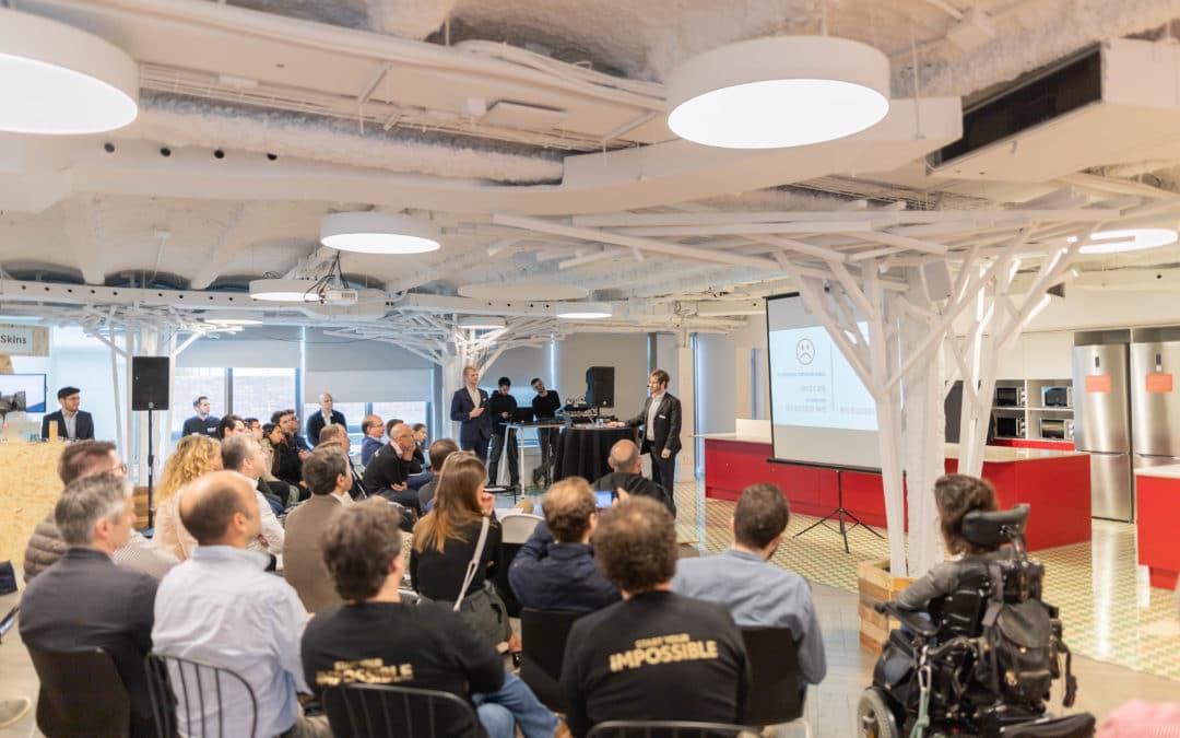 Caso de éxito: Aticco Tarradellas acoge el Toyota Startup Awards
