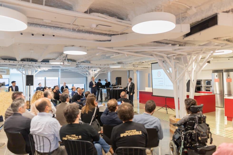 Caso de éxito: Aticco Workspaces acoge el Toyota Startup Awards