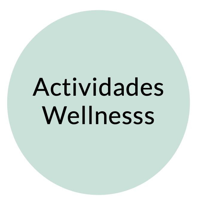 Actividades Wellness