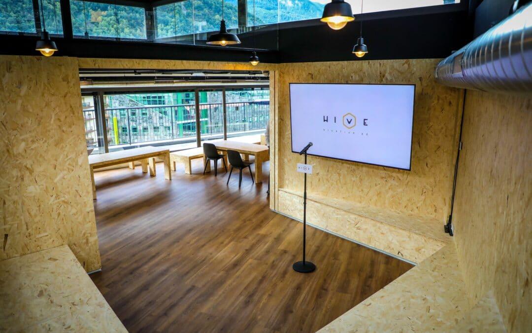 Aticco y Hive Five se alían para fortalecer el vínculo entre el emprendimiento de Barcelona y Andorra