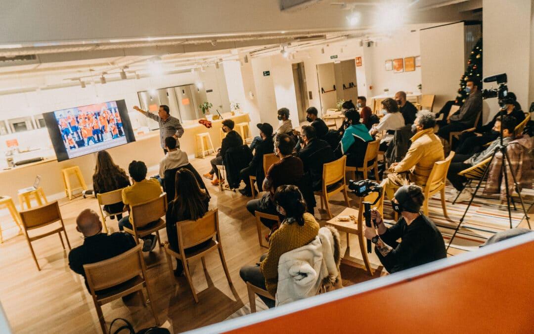 Encuentros con la música organizados por MB Academy y Pitch Music Marketing en Aticco María de Molina