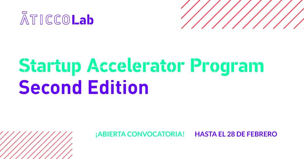 AticcoLab lanza su segundo programa de aceleración para startups