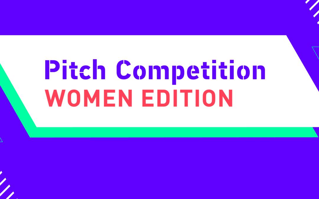 ĀticcoLab Pitch Competition – Women Edition en colaboración con Netmentora Catalunya