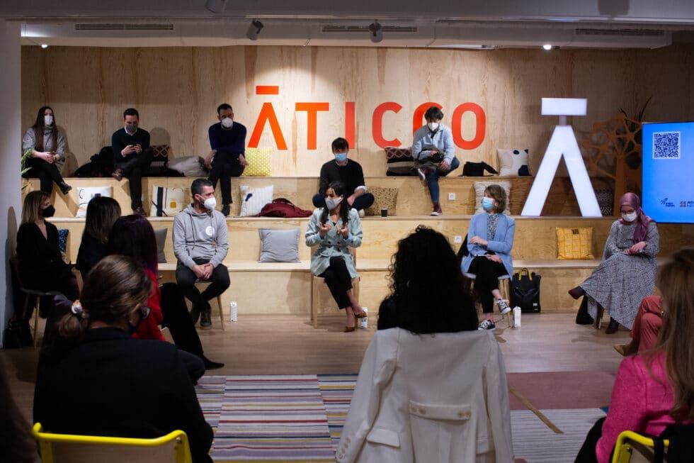 Aticco Maria de Molina acoge la segunda edición del Think Tank de Madrid Tech City