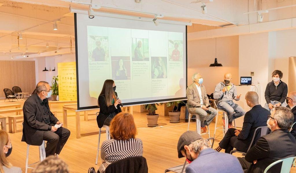 Inauguración oficial del HUB del Màrqueting i la Comunicació de Catalunya